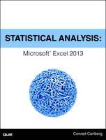 Statistical Analysis: Microsoft Excel 2013 (Paperback)