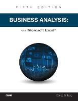Business Analysis with Microsoft Excel (Paperback)