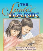The Spider Bank (Level 19) - Storysteps (Paperback)