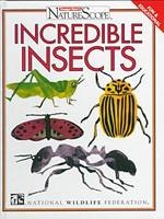 Incredible Insects - Ranger Rick's Naturescope (Hardback)