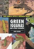 Green Iguanas and Other Iguanids - Basic Domestic Reptiles & Amphibians (Hardback)