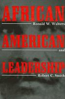 African American Leadership - SUNY series in African American Studies (Paperback)