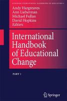 International Handbook of Educational Change: Part Two - Springer International Handbooks of Education 5 (Hardback)