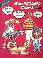 Kid's Keyboard Course Book 1 (Paperback)