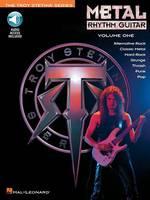 Metal Rhythm Guitar - Volume 1 (Paperback)