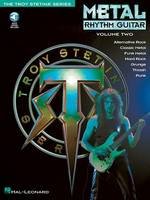 Metal Rhythm Guitar - Volume 2 (Paperback)