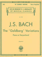 J.S. Bach: The Goldberg Variations (Paperback)