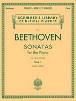 Sonatas Vol. 1 No. 1 - 18 (Book)