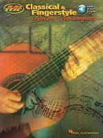 Classical & Fingerstyle Guitar Techniques (Book)