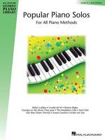 Popular Piano Solos Level 4: For All Piano Methods (Book)