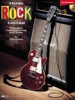 Total Rock Guitar (Book/Online Audio) (Paperback)