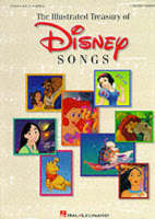 The New Illustrated Treasury Of Disney Songs: 6th Edition (Paperback)