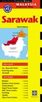 Sarawak Travel Map - Periplus Maps (Sheet map, folded)