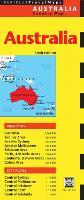 Australia Travel Map Sixth Edition (Sheet map, folded)