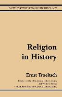 Religion in History - Fortress texts in modern theology (Paperback)