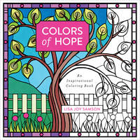 Colors of Hope: An Inspirational Coloring Book (Paperback)