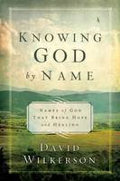 Knowing God by Name: Names of God That Bring Hope and Healing (Paperback)