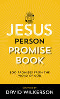 The Jesus Person Promise Book: Over 800 Promises from the Word of God (Paperback)