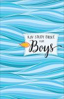 KJV Study Bible for Boys Hardcover (Hardback)