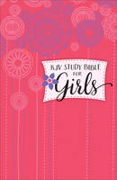 KJV Study Bible for Girls Hardcover (Hardback)