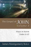 The Gospel of John: Peace in Storm (John 13-17) (Paperback)