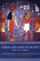 Gods and Men in Egypt: 3000 BCE to 395 CE (Hardback)