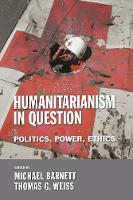 Humanitarianism in Question