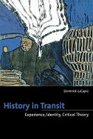 History in Transit: Experience, Identity, Critical Theory (Paperback)