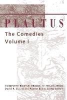 Plautus: Volume 1: The Comedies (Paperback)