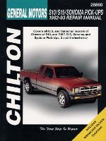 Chevrolet S10/S15/Sonoma Pick-Ups (82 - 93) (Chilton)