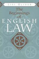 The Beginnings of English Law - Toronto Medieval Texts & Translations (Hardback)