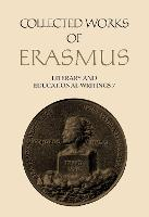 Collected Works of Erasmus: Literary and Educational Writings 7 - Collected Works of Erasmus 29 (Hardback)