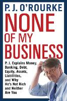 None of My Business (Hardback)