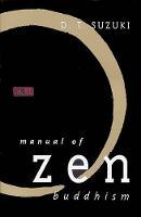 Manual of Zen Buddhism (Paperback)