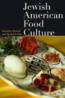 Jewish American Food Culture - At Table (Paperback)
