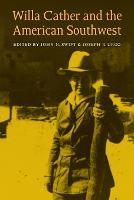 Willa Cather and the American Southwest (Paperback)