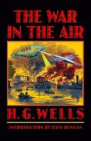 The War in the Air - Bison Frontiers of Imagination (Paperback)