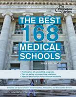The Best 168 Medical Schools, 2014 Edition (Paperback)