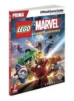 LEGO Marvel Super Heroes: Prima's Official Game Guide (Paperback)