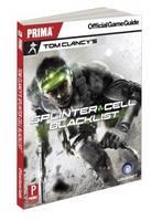 Tom Clancy's Splinter Cell Blacklist: Prima's Official Game Guide (Paperback)