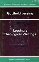 Lessing's Theological Writings: Selections in Translation (Paperback)