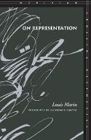 On Representation - Meridian: Crossing Aesthetics (Paperback)