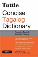 Tuttle Concise Tagalog Dictionary: Tagalog-English English-Tagalog (Paperback)