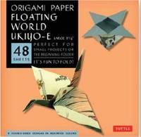 Origami Paper: Floating World Ukiyo-E Prints (Large)