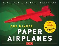 One Minute Paper Airplanes (Kit)