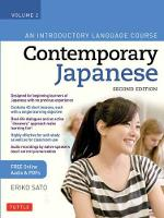 Contemporary Japanese Textbook Volume 2: An Introductory Language Course (Includes Online Audio) (Paperback)