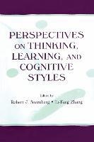 Perspectives on Thinking, Learning, and Cognitive Styles - Educational Psychology Series (Hardback)
