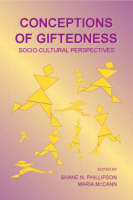 Conceptions of Giftedness: Socio-Cultural Perspectives (Paperback)
