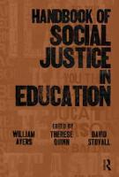 Handbook of Social Justice in Education (Paperback)