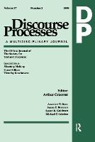 Meaning Making: A Special Issue of Discourse Processes (Paperback)